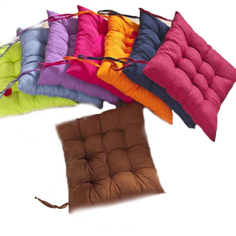 chair bottom pads office covers ireland 1pcs back cushion sofa throw pillow seats massage square memory foam seat ...