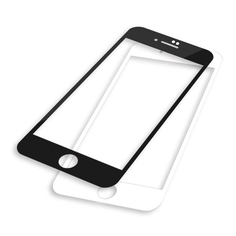 Nillkin For <font><b>iPhone</b></font> 8 8 Plus screen protector Soft Edge Amazing AP+ Pro Film For <font><b>iPhone</b></font> 8 plus Tempered Glass Full screen cover