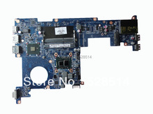 100% Original Laptop mainboard for HP ProBook 5220m Motherboard 614536-001 with Intel CPU SLBUE U3400