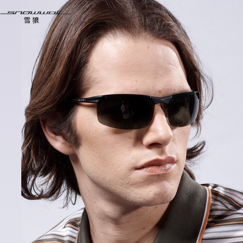 Male sunglasses polarized driving glasses sunglasses male glasses diaoyu mirror sports
