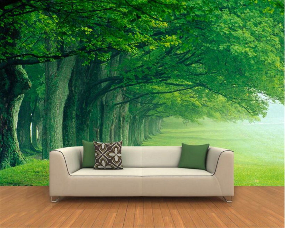 Painting Supplies & Wall Treatments Nice Custom Photo Wall Paper 3d Deep Sea Scenery Large Mural Wallpaper Wall Decorations Living Room Bedroom Wallpaper For Walls 3 D A Great Variety Of Models