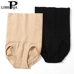 LOBBPAJA Marque Femmes Super Haute Taille Corps Shaper Butt Lifter Mince Culottes de Contrôle