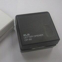 Envío Gratis abrecartas eléctricas Mini abrecartas cuchillo Elm Op-90 suministros de oficina