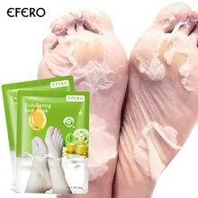 Exfoliating Foot Peel Mask Moisturizing Whitening Anti Heel Crack Remo