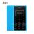 Original teléfono aiek tarjeta/teléfono aeku x7 teléfono celular mini teléfono móvil baja radiación fm radio pk aiek m5 c6 e1 en stock