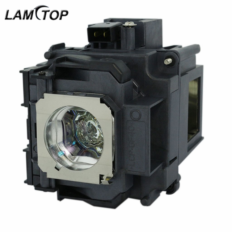 Projector lamp with housing ELPLP76 FOR PowerLite Pro G6550WU/G6650WU/PowerLite Pro G6800/G6900WU/EB-G6370 aliexpress hot sell elplp76 v13h010l76 projector lamp with housing eb g6350 eb g6450wu eb g6550wu eb g6650wu eb g6750 etc