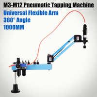 M3-M12 Taladro neumático herramienta de perforación brazo rápido 1000MM Vertical