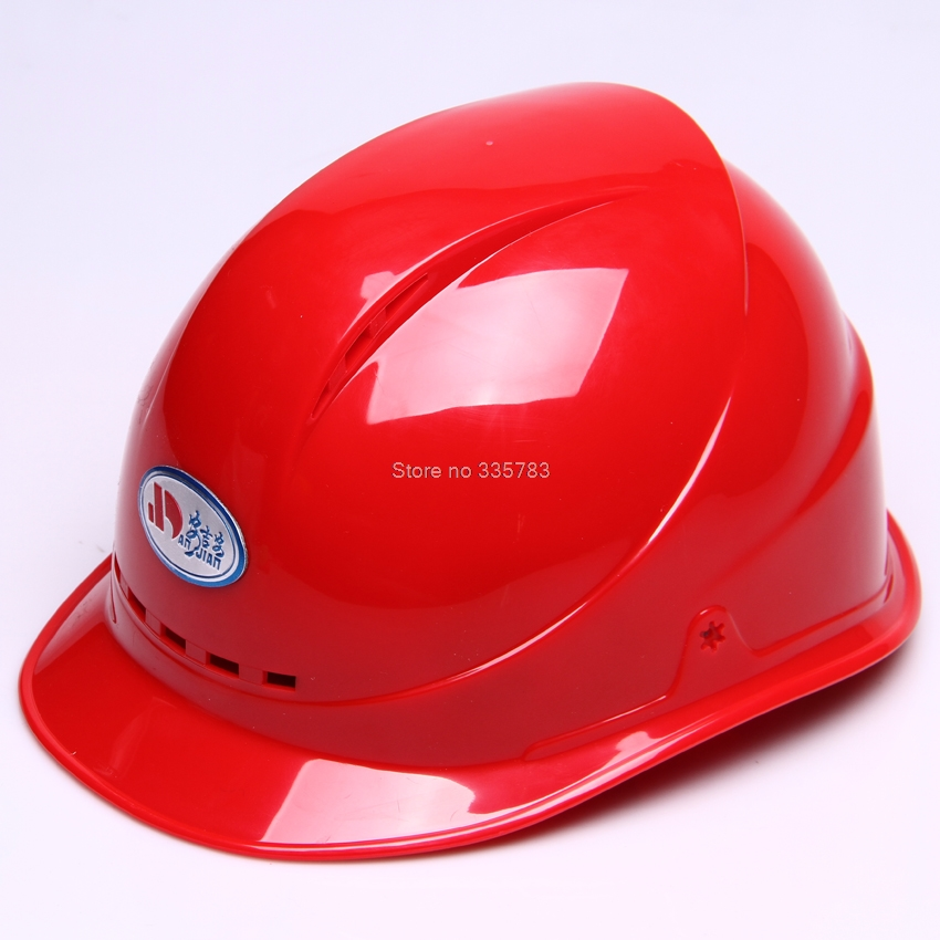 high quality helmets hard hat Y class of Chinese standards safety helmets Breathable ABS Anti-smashing hard hats the quality of accreditation standards for distance learning