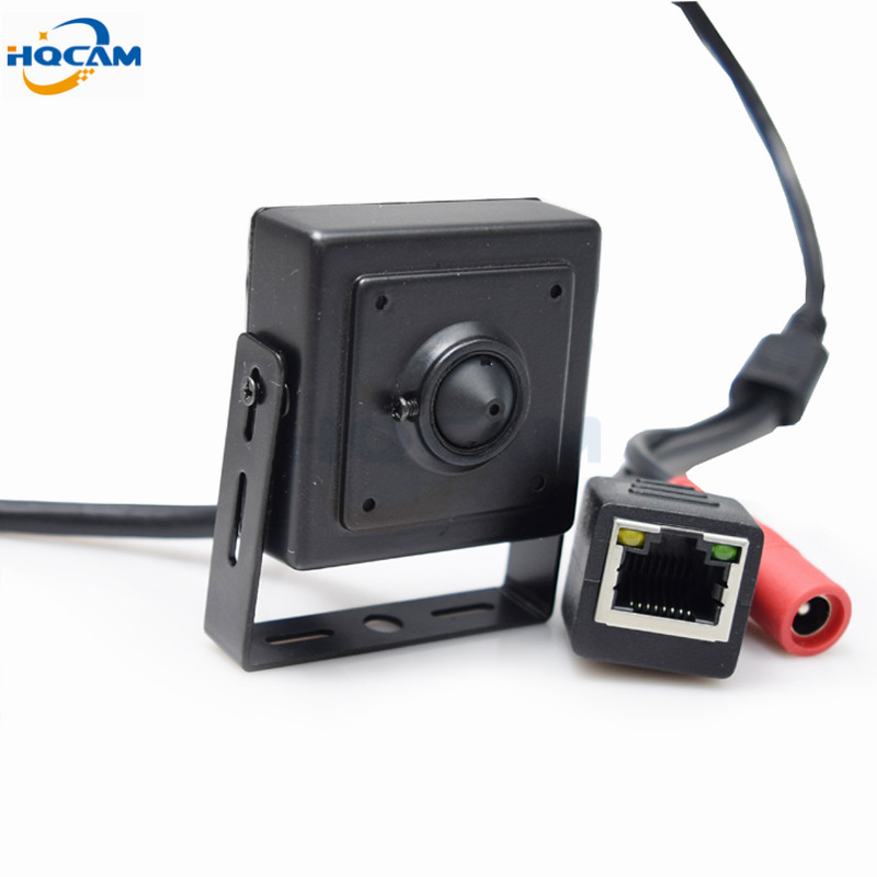 HQCAM 720 P 960 P 1080 P 3MP 4MP 5MP P2P ONVIF Indoor mini câmera ip de Segurança CCTV Mini câmera vigilância IP Câmera 1/4