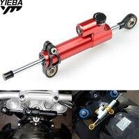 Motorcycles Steering Stabilizer Damper for DUCATI HYPERMOTARD 939 812 SP 2013 2016 400 MONSTER 04 07 HONDA CRF250R CRF450R 04 16
