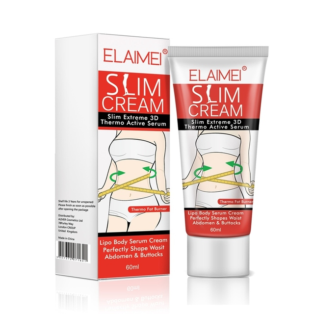 60ml Slimming Cellulite Removal Cream Fat Burner Weight Loss Slimming Creams Leg Body Waist Effective Anti Cellulite Fat Burni 4