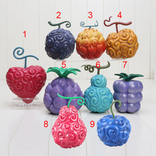 One Piece Devil Fruits (9 Types)
