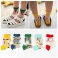Señora calcetines de dibujos animados Harajuku adventure series glass crystal Corea calcetines calcetines de las mujeres calcetines