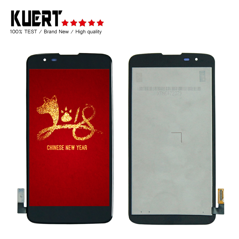 US $15 2 5% OFF 5 0'' For LG K7 Tribute 5 LS665 LS675 MS330 Digitizer Touch  Screen 1920x1080 Lcd Display Assembly Replacement Parts-in Mobile Phone