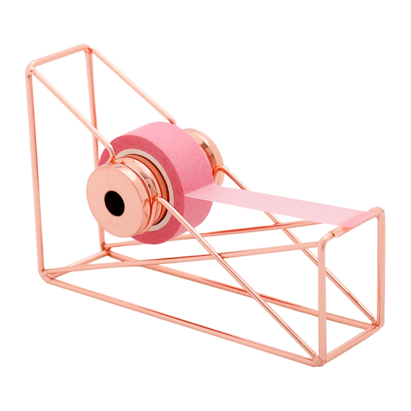 High Quality Rose Gold Organizer Tape Cutter 1