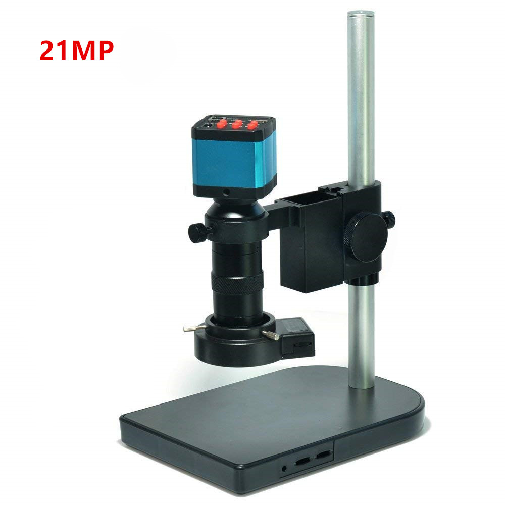US plug,100-240v KP-H100 High Definition Output Microscope Camera 2MP Laboratory Industrial Microscope Camera suitable for laboratories and factories