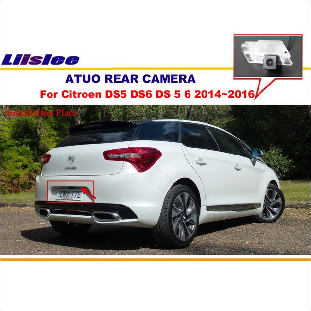 Liislee Car Rear View Camera For Citroen Ds5 Ds6 Ds 5 6 20142016