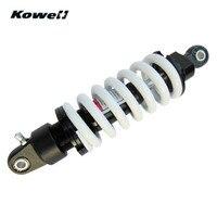 KOWELL 270 280 295 325mm Adjustable Universal Back Rear Motorcycle Shock Absorber Spring Buffer Damping Bumper