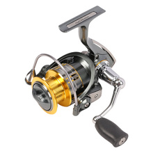 Bestackle  FS3000 Spining Reel 9+1BB 5.2:1 Metal Spool Aluminium Moulinet Mouche Peche Fishing Coil Carretilhas De Pescaria