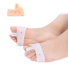 40pairs Foot Care Tools Plantar Fasciitis Silicone Toe Separator Hallux Valgus Gel Toe Corrector Protector Orthopedic Pedicure