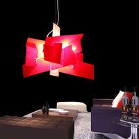 65/95CM Acrylic Big Bang Pendant Light Fixture Modern Nordic Hanging Lamp Lustre Avize Luminaria Design Dining Table Living Room