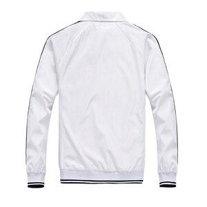 Image 2 - YIHUAHOO Tuta Da Uomo 4XL 5XL 2 Due Pezzi di Abbigliamento Set Casual Felpe Felpa Abbigliamento Sportivo Tuta Vestito di Pista Degli Uomini TC001