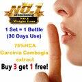 1 Бутылка 30 ДНЕЙ ПОСТАВИТЬ, чисто garcinia cambogia похудения 100% эффективной потери веса диета продукта для женщин