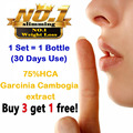 1 Bottle 30 DAYS SUPPLY, Pure garcinia cambogia slimming 100% effective loss weight diet product for women