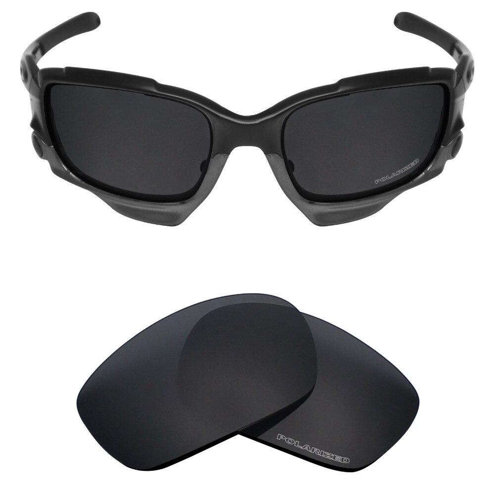 Mryok Replacement Lenses and Black Ear Socks Earsocks Kit for Oakley ...