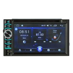 Image 3 - HEVXM 6116 Android 6.2 inch Car DVD Navigation Player Car Radio Multimedia MP5 MP3 Play GPS Navigator Car navigation