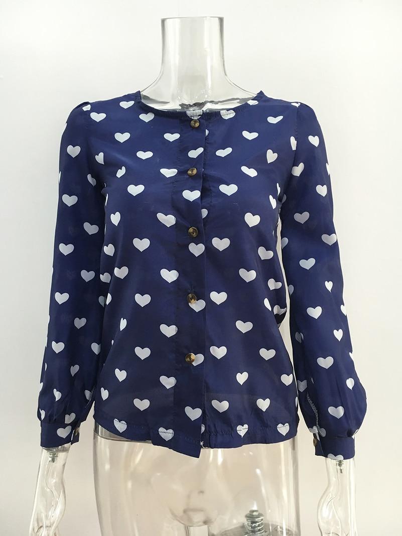 Heart Printed Hoodies Sweatshirts 2019 Women Casual Kawaii Harajuku New Sweat Punk For Girls Clothing European Tops Korean