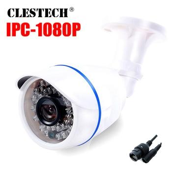 48V POE Wide Angle 2.8mm hd 1080P IP Camera 960P 720P Motion Detection Email Alert XMEye App ONVIF P2P Outdoor CCTV Surveillance цена 2017