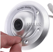 CMOS 800TVL UFO CAMERA CCTV security Camera CMOS Color 2.8mm Lens for Elevator camera Dome UFO Lift Wide Angle 2.8mm Camera