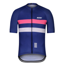 New 2019 Gradient Color Pro Aero Cycling Jersey Short sleeve Race tight fit Cycling Clothing Road Bike Maillot Ciclismo hombre