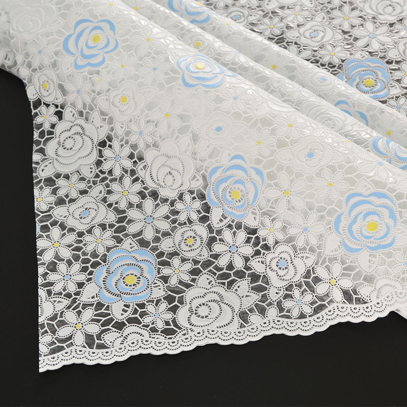 Fyjafon PVC Table Cloth Heat Protection Tablecloth Waterproof Oilproof Printed Table Cover 100*137/137*137/137*180/137*200