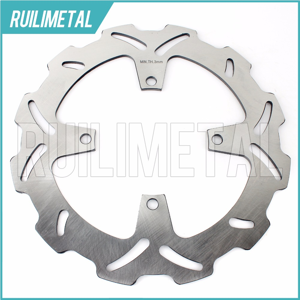 Front Brake Disc Rotor for SUZUKI RMZ250 RMZ 250 2004 2005 2006 04 05 06 RMZ-250