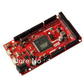 Iduino DUE Board 32bit CortexM3 completely compatible with Arduino Due