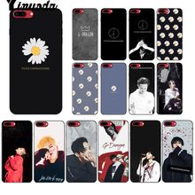 Yinuoda G dragon peaceminusone Pattern TPU Soft Phone Cell Case for Apple iPhone 8 7 6 6S Plus X XS MAX 5 5S SE XR Cover