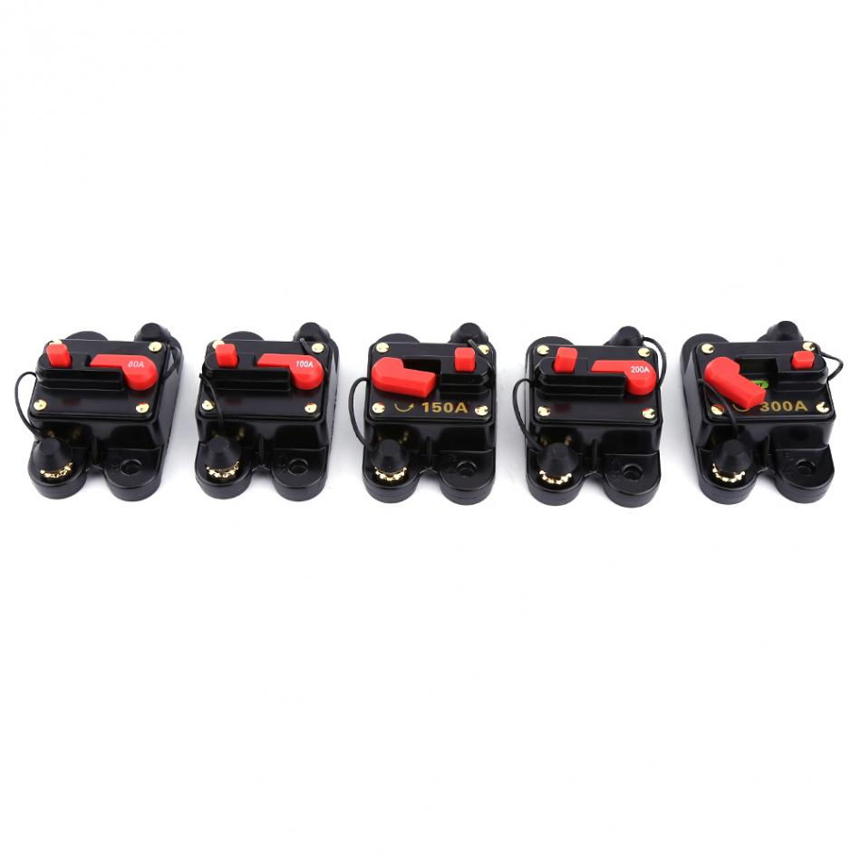 Dc 12v Circuit Breaker For Car Marine Boat Bike Stereo Audio Reset Details About 200a Replace Fuse 200 Amp Monitors Are Not Calibrated Same Item Color Displayed In Photos May Be Showing Slightly Different From The Real Object Please Take One As