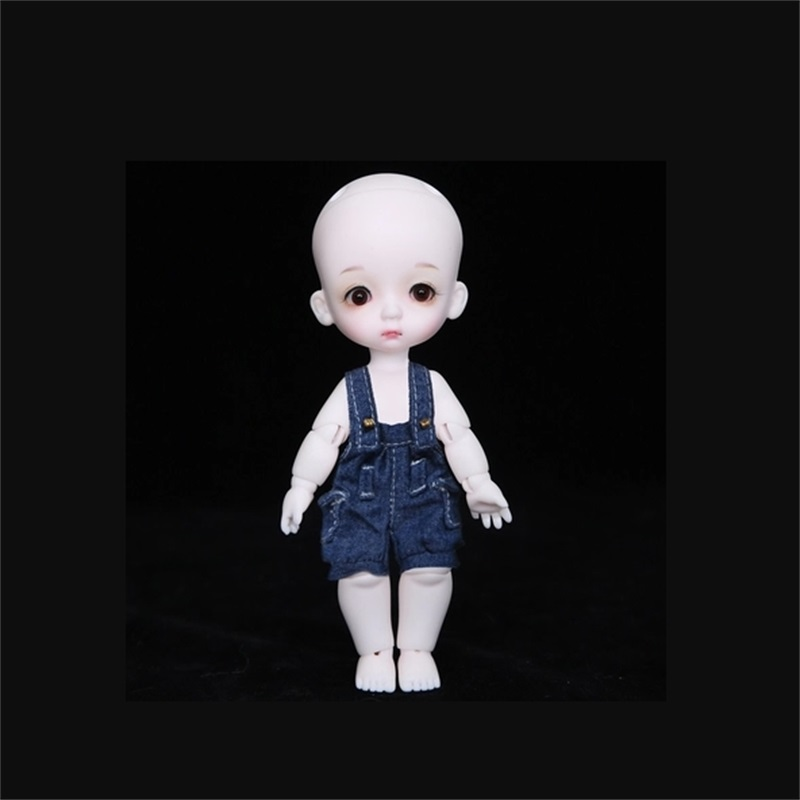 Chika BJD SD Doll 1 8 Body Model Girls Boys Eyes lati yosd pukifee Toys For
