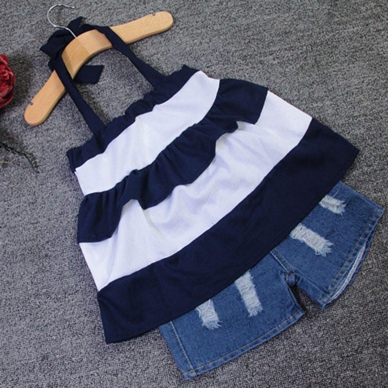 Girl Clothes Children font b Dress b font Sleeveless Costume For Kids Above Knee Mini Girls