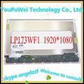 17.3 ''lcd de matriz HSD173PUW1 A00 A01 L11 LP173WF1 N173HGE-L21 B173HW01 V.5 B173HW02 V.0 V.1 1920x1080 pantalla led panel de $ number pines