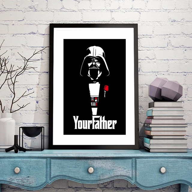 Star Wars Poster – I'm Your Father