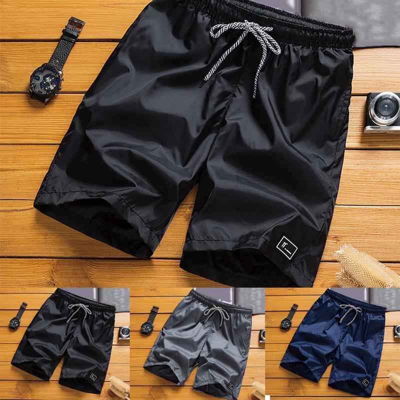 2019 Summer Running Shorts Men Sports Jogging Fitness Shorts Quick Dry Mens Gym Men Shorts Cross Fit Sport Gyms Short Pants Men