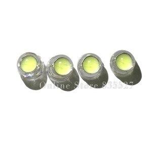 100pcs/lot white 5mm F5 Straw Hat LED Chandelier Crystal Lamp Beads Big Core Chip 6-7LM Light emitting diodes leds DIY lights
