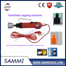 Best price SG 1550 Hand held electric Capping Machine plastic bottle capper
