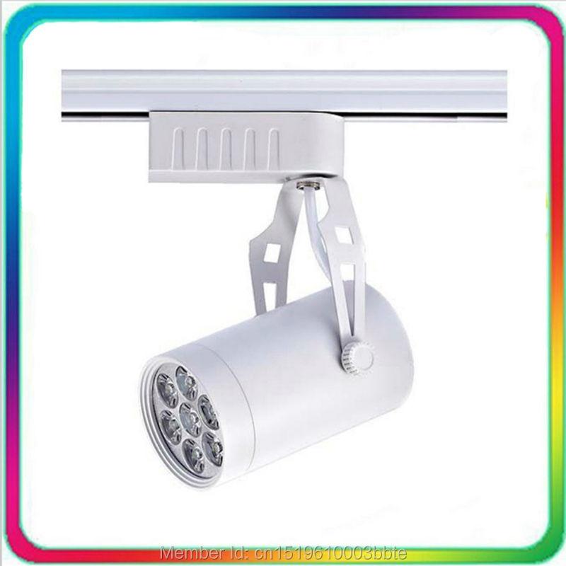 Pipi 12PCS Epistar 3 vjet Garanci CE RoHS Dimmable LED Track Track - Ndriçimit të brendshëm