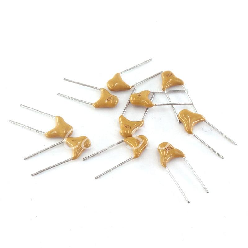 100Pcs NEW 47nF 473 50V  Monolithic Ceramic Chip Capacitor