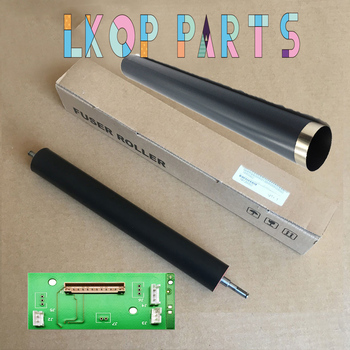 1 Set New Compatible Fuser Kit Fixing Film Pressure Roller Fuser Chip Set for Lexmark MX710 MX711 MX810 MX811 MX812 MS810 MS811