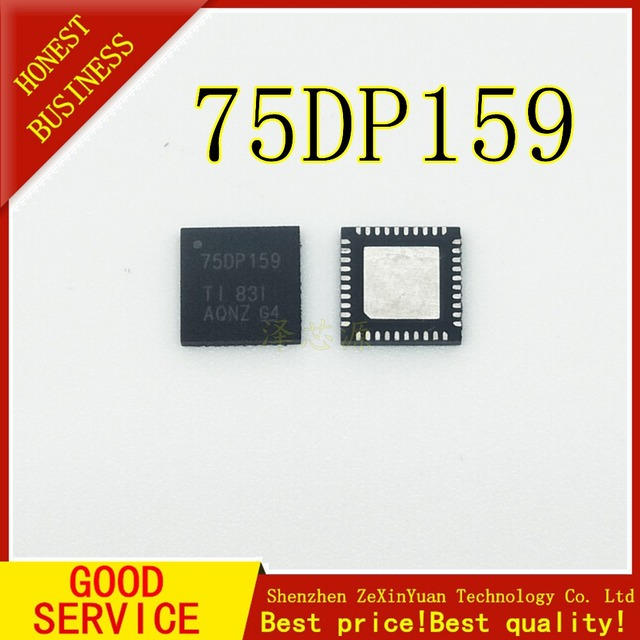1PCS SN75DP159RSBR SN75DP159 75DP159 5mm*5mm QFN 40